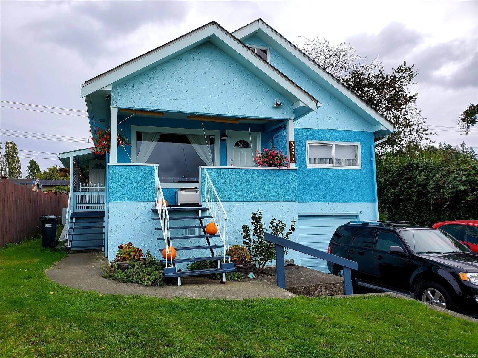 Main Photo: 3673 5th Ave in : PA Port Alberni House for sale (Port Alberni)  : MLS®# 858658