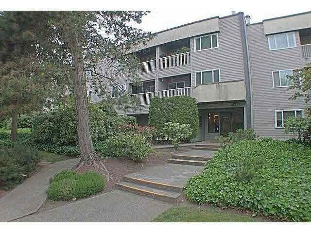 "Main Photo: 105 1209 HOWIE Avenue in Coquitlam: Central Coquitlam Condo for sale in ""CREEKSIDE MANOR"" : MLS®# V1136026"