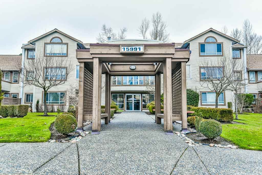 """Main Photo: 201 15991 THRIFT Avenue: White Rock Condo for sale in """"THE ARCADIAN"""" (South Surrey White Rock)  : MLS®# R2229852"""