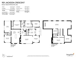 """Photo 6: 901 JACKSON Crescent in New Westminster: The Heights NW House for sale in """"Massey Heights"""" : MLS®# R2482421"""