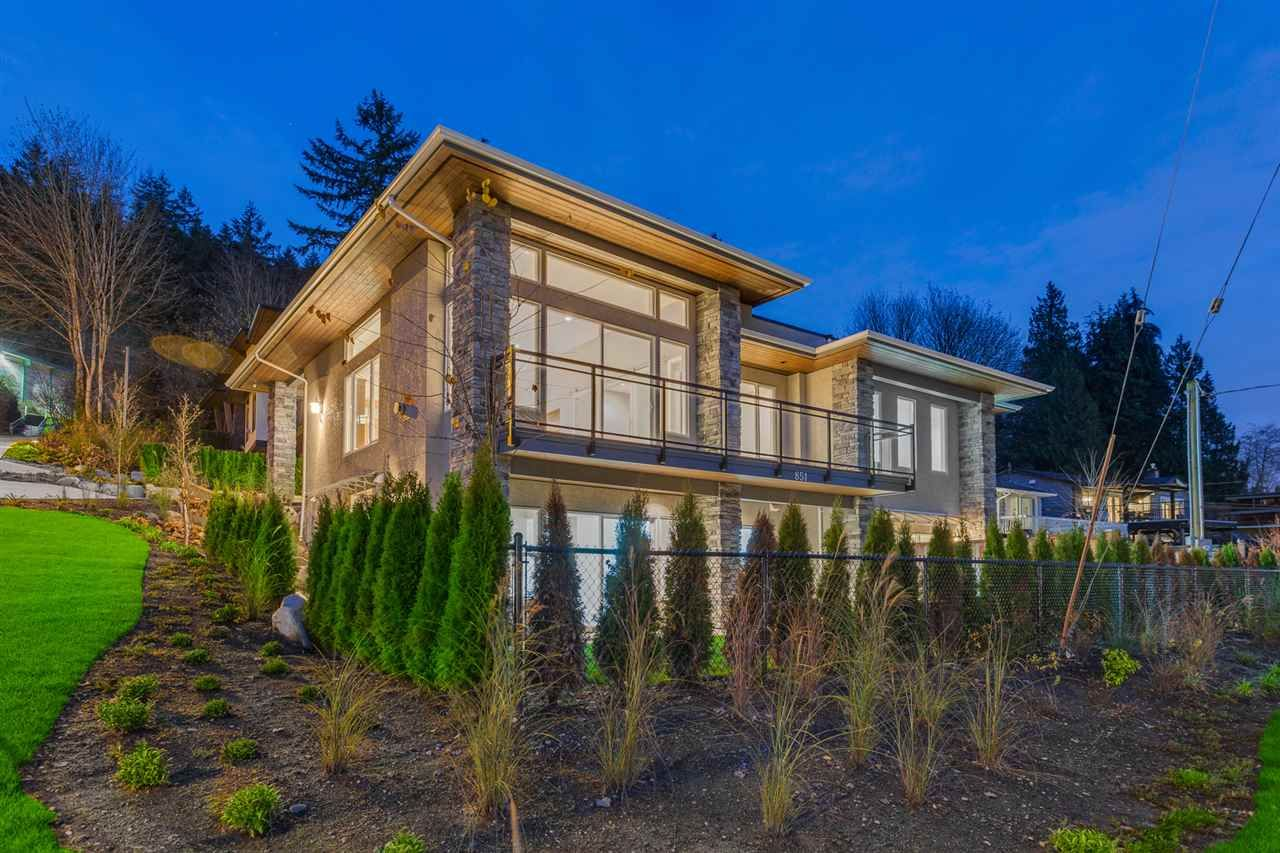 Main Photo: 851 IOCO ROAD in Port Moody: Barber Street House for sale : MLS®# R2122534