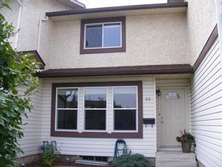 Main Photo: 22 75 Templemont Way NE in Calgary: Temple Row/Townhouse for sale : MLS®# A1131572