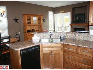 """Photo 4: 34807 1ST Avenue in Abbotsford: Sumas Mountain House for sale in """"HUNTINGDON"""" : MLS®# F1108749"""