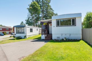 Photo 3: 39 2520 Quinsam Rd in : CR Campbell River North Manufactured Home for sale (Campbell River)  : MLS®# 879041