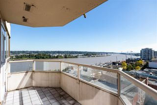"""Photo 21: 703 328 CLARKSON Street in New Westminster: Downtown NW Condo for sale in """"Highbourne Tower"""" : MLS®# R2585007"""