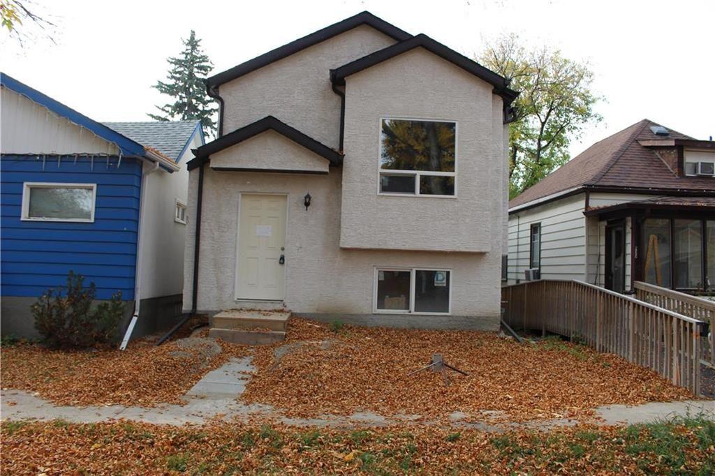 Main Photo: 286 Rutland Street in Winnipeg: St James Residential for sale (5E)  : MLS®# 202124633