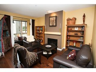 """Main Photo: 7 9229 UNIVERSITY Crescent in Burnaby: Simon Fraser Univer. Townhouse for sale in """"SERENITY"""" (Burnaby North)  : MLS®# V1046210"""