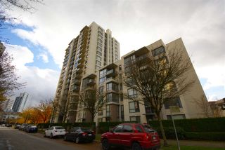 "Photo 1: 406 3588 CROWLEY Drive in Vancouver: Collingwood VE Condo for sale in ""NEXUS"" (Vancouver East)  : MLS®# R2222559"