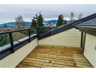 """Photo 17: 1810 E PENDER Street in Vancouver: Hastings Townhouse for sale in """"AZALEA HOMES"""" (Vancouver East)  : MLS®# V1051694"""