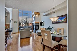 Photo 2: 122 107 Armstrong Place: Canmore Row/Townhouse for sale : MLS®# A1071469