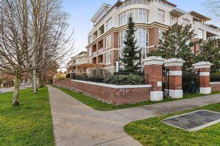 Photo 1: 413 999 Burdett Ave in : Vi Downtown Condo for sale (Victoria)  : MLS®# 861366