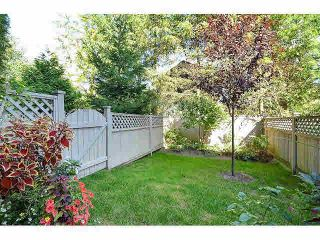 """Photo 20: 18 6238 192ND Street in Surrey: Cloverdale BC Townhouse for sale in """"BAKERVIEW TERRACE"""" (Cloverdale)  : MLS®# F1420554"""