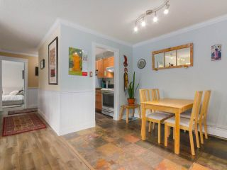 """Photo 4: 103 222 N TEMPLETON Drive in Vancouver: Hastings Condo for sale in """"CAMBRIDGE COURT"""" (Vancouver East)  : MLS®# R2383049"""