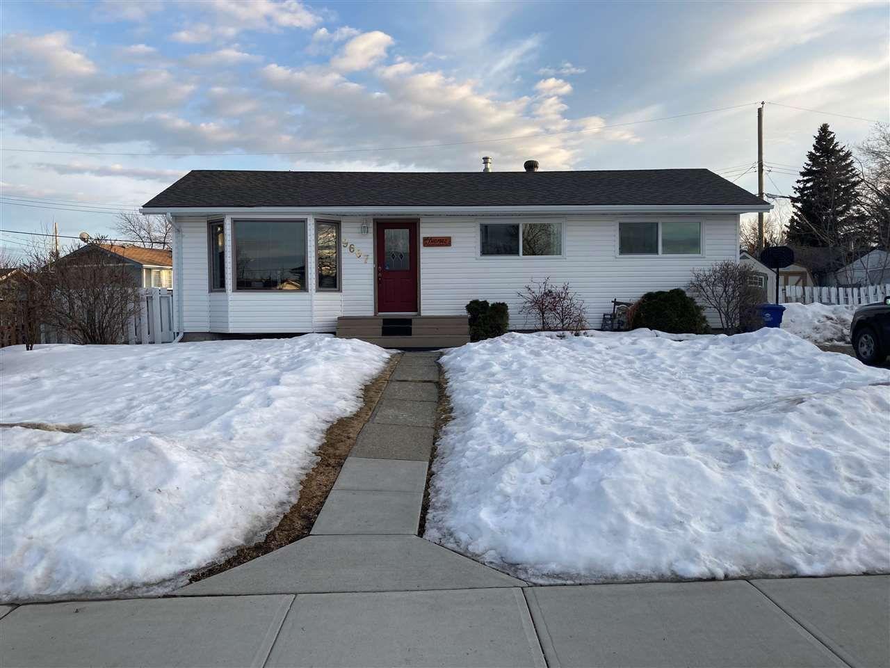 Main Photo: 9607 109 Avenue in Fort St. John: Fort St. John - City NE House for sale (Fort St. John (Zone 60))  : MLS®# R2555248