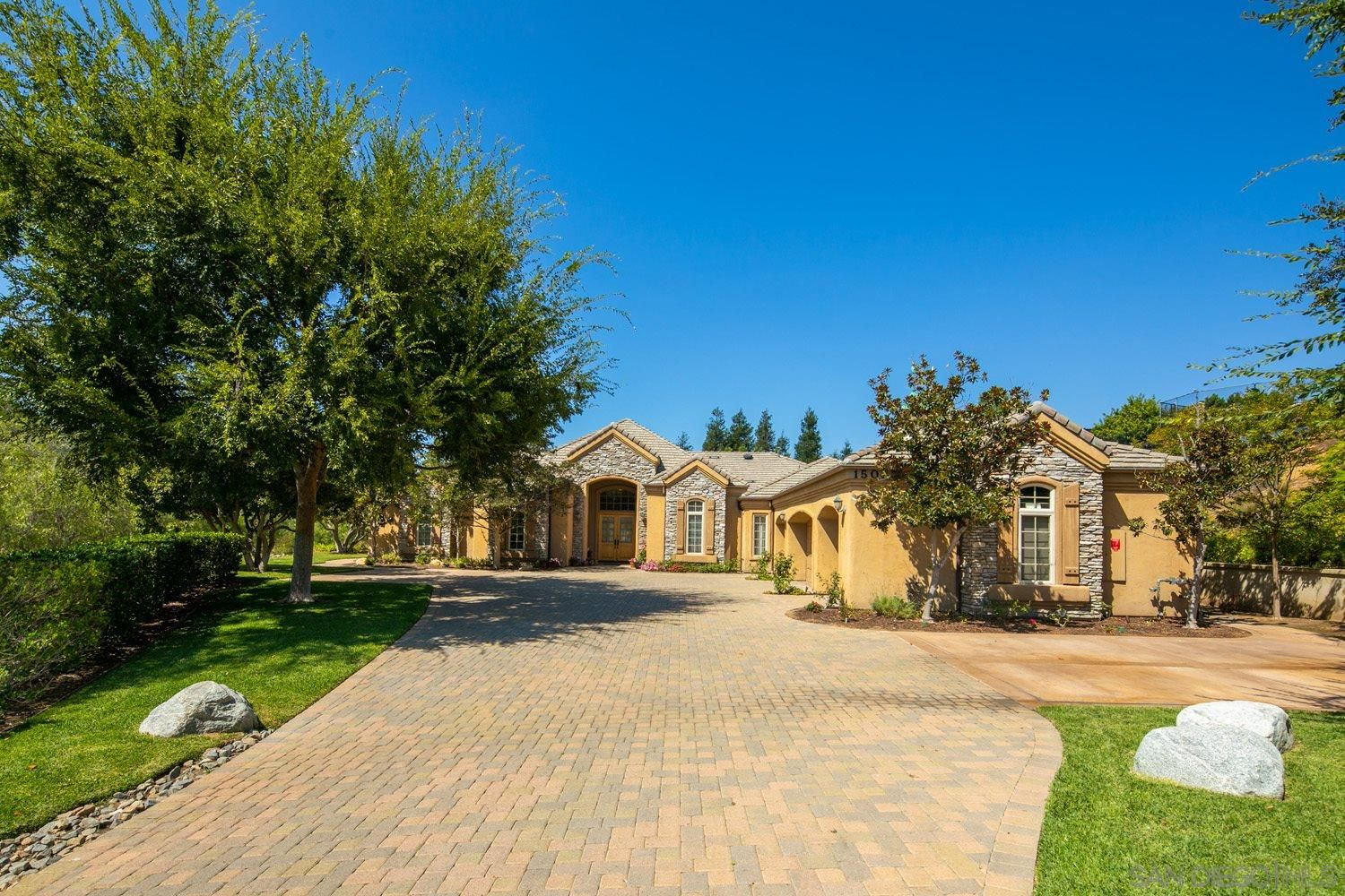Main Photo: POWAY House for sale : 5 bedrooms : 15085 Saddlebrook Lane