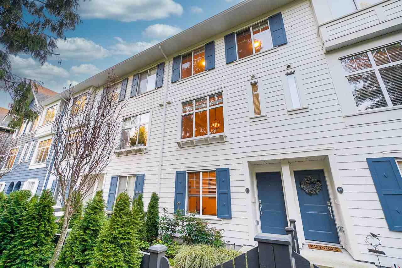 """Main Photo: 91 158 171 Street in Surrey: Pacific Douglas Townhouse for sale in """"The Eagles"""" (South Surrey White Rock)  : MLS®# R2520971"""