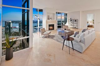 Photo 8: DOWNTOWN Condo for sale : 3 bedrooms : 550 Front St #2801 in San Diego