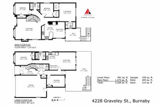 Photo 26: 4228 GRAVELEY Street in Burnaby: Brentwood Park House for sale (Burnaby North)  : MLS®# R2531846
