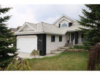 Photo 2: 315 GLENEAGLES View: Cochrane House for sale : MLS®# C4014401