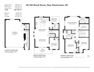 Photo 29: 8 188 WOOD STREET in New Westminster: Queensborough Townhouse for sale : MLS®# R2578430