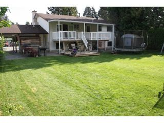Photo 18: 34573 YORK Avenue in Abbotsford: Abbotsford East House for sale : MLS®# F1412525