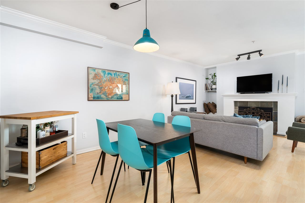 Main Photo: 406 3628 RAE Avenue in Vancouver: Collingwood VE Condo for sale (Vancouver East)  : MLS®# R2531731