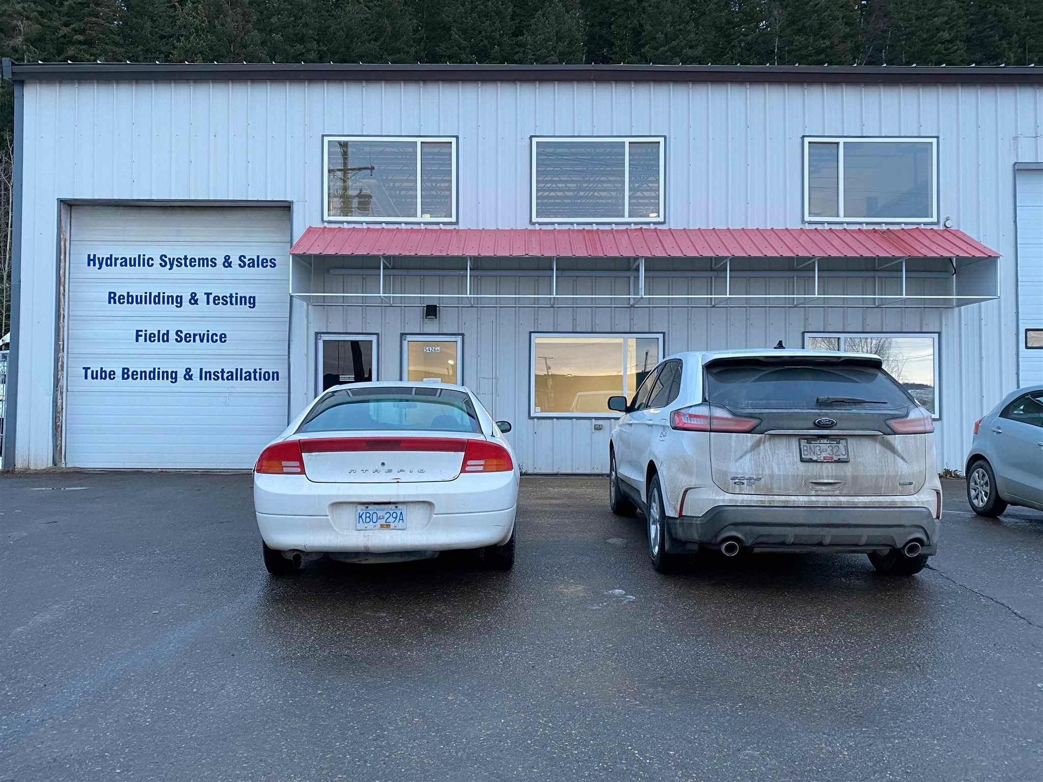 Main Photo: 5426A CONTINENTAL Way in Prince George: BCR Industrial Industrial for lease (PG City South East (Zone 75))  : MLS®# C8038925