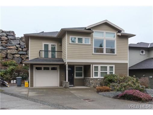 Main Photo: 3610 Pondside Terr in VICTORIA: Co Latoria House for sale (Colwood)  : MLS®# 720994