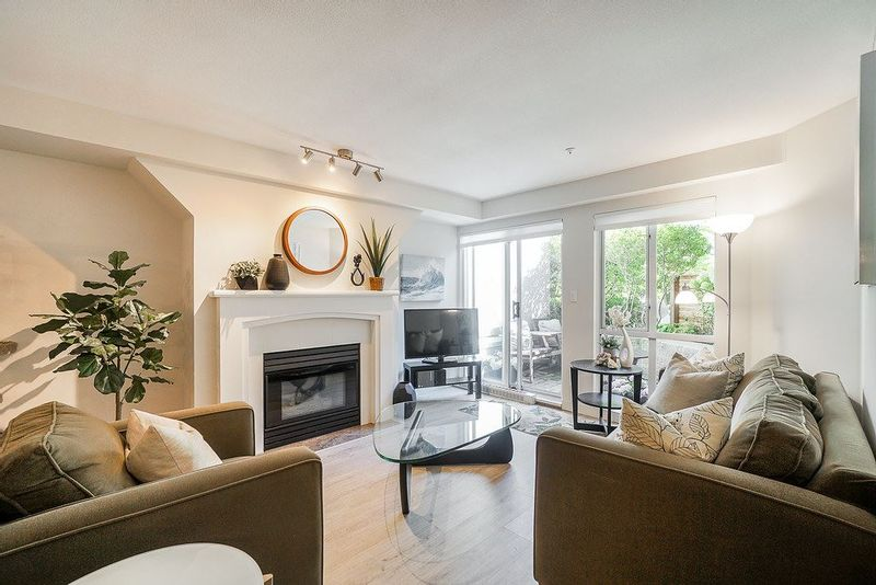 FEATURED LISTING: 108 - 8420 JELLICOE Street Vancouver
