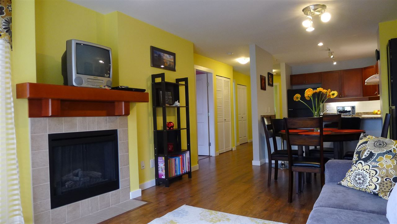 """Photo 4: Photos: 207 625 PARK Crescent in New Westminster: GlenBrooke North Condo for sale in """"WESTHAVEN"""" : MLS®# R2147973"""