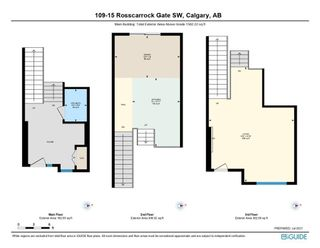 Photo 29: 109 15 Rosscarrock Gate SW in Calgary: Rosscarrock Row/Townhouse for sale : MLS®# A1152639