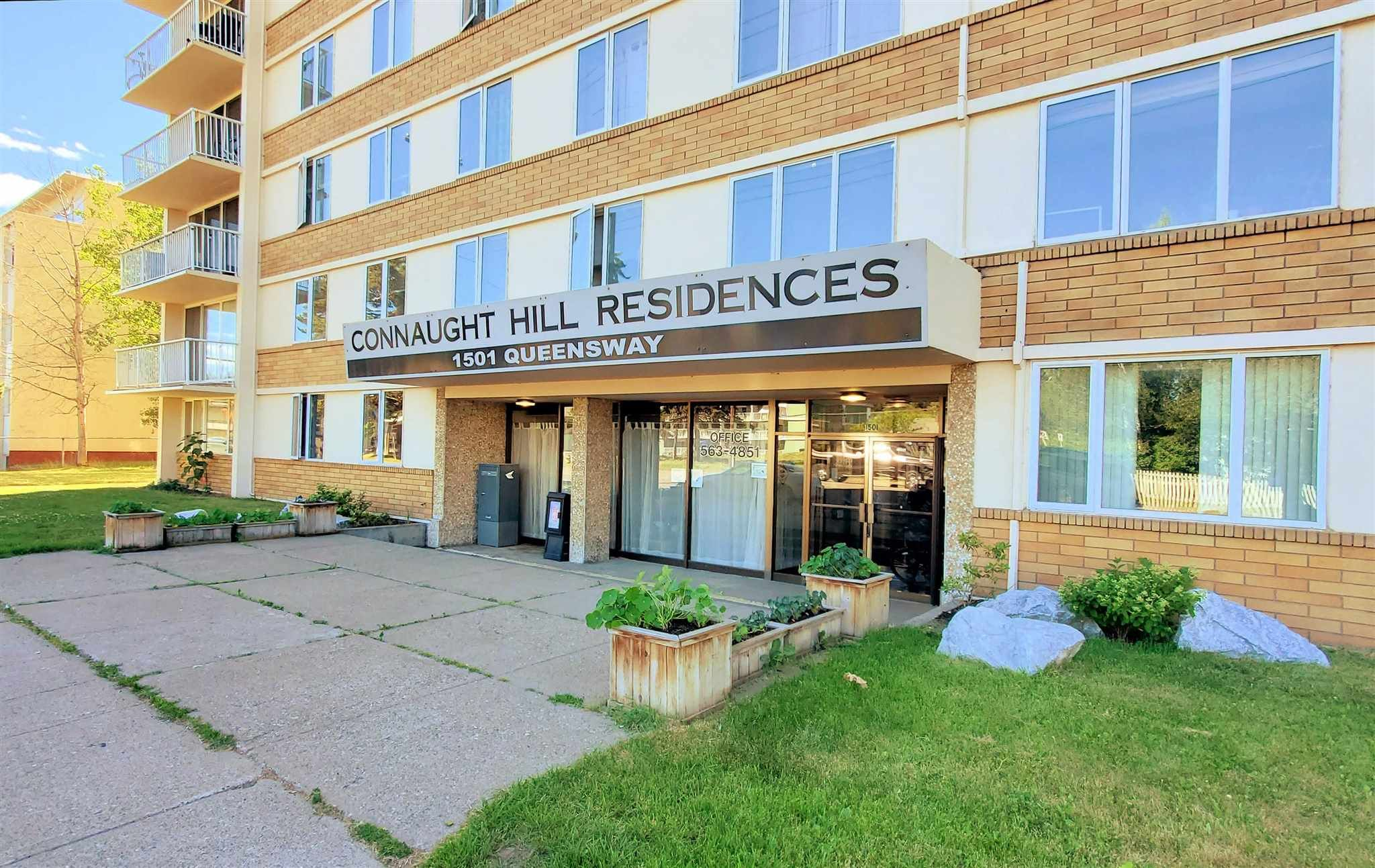 """Main Photo: 1206 1501 QUEENSWAY Street in Prince George: Connaught Condo for sale in """"CONNAUGHT HILL RESIDENCES"""" (PG City Central (Zone 72))  : MLS®# R2596974"""