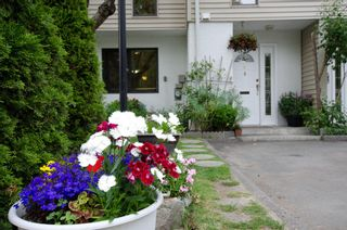 "Photo 1: 5 10900 SPRINGMONT Drive in Richmond: Steveston North Townhouse for sale in ""STEVESTON NORTH"" : MLS®# V1012889"