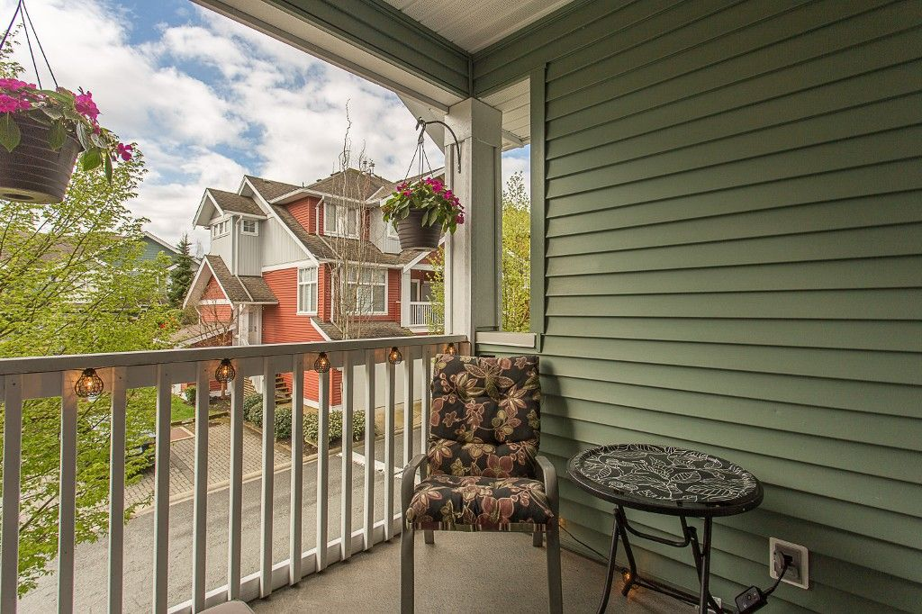 "Photo 46: Photos: 6 6785 193 Street in Surrey: Clayton Townhouse for sale in ""MADRONA"" (Cloverdale)  : MLS®# R2160056"