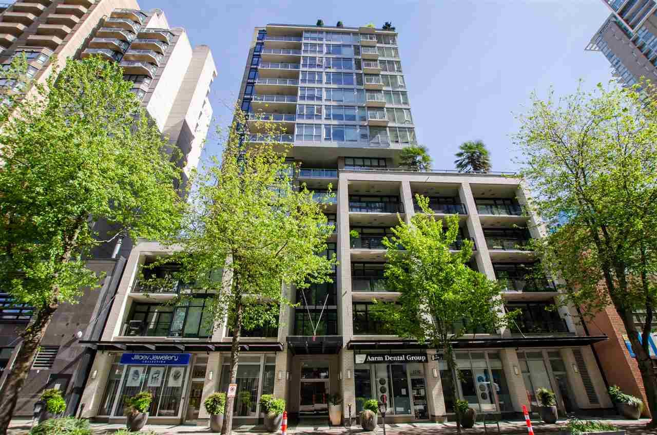 "Main Photo: 305 1252 HORNBY Street in Vancouver: Downtown VW Condo for sale in ""PURE"" (Vancouver West)  : MLS®# R2498958"