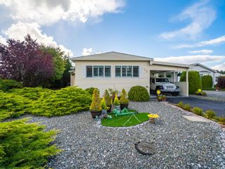 Photo 1: 13 6325 Metral Dr in Nanaimo: Na Pleasant Valley Manufactured Home for sale : MLS®# 887670