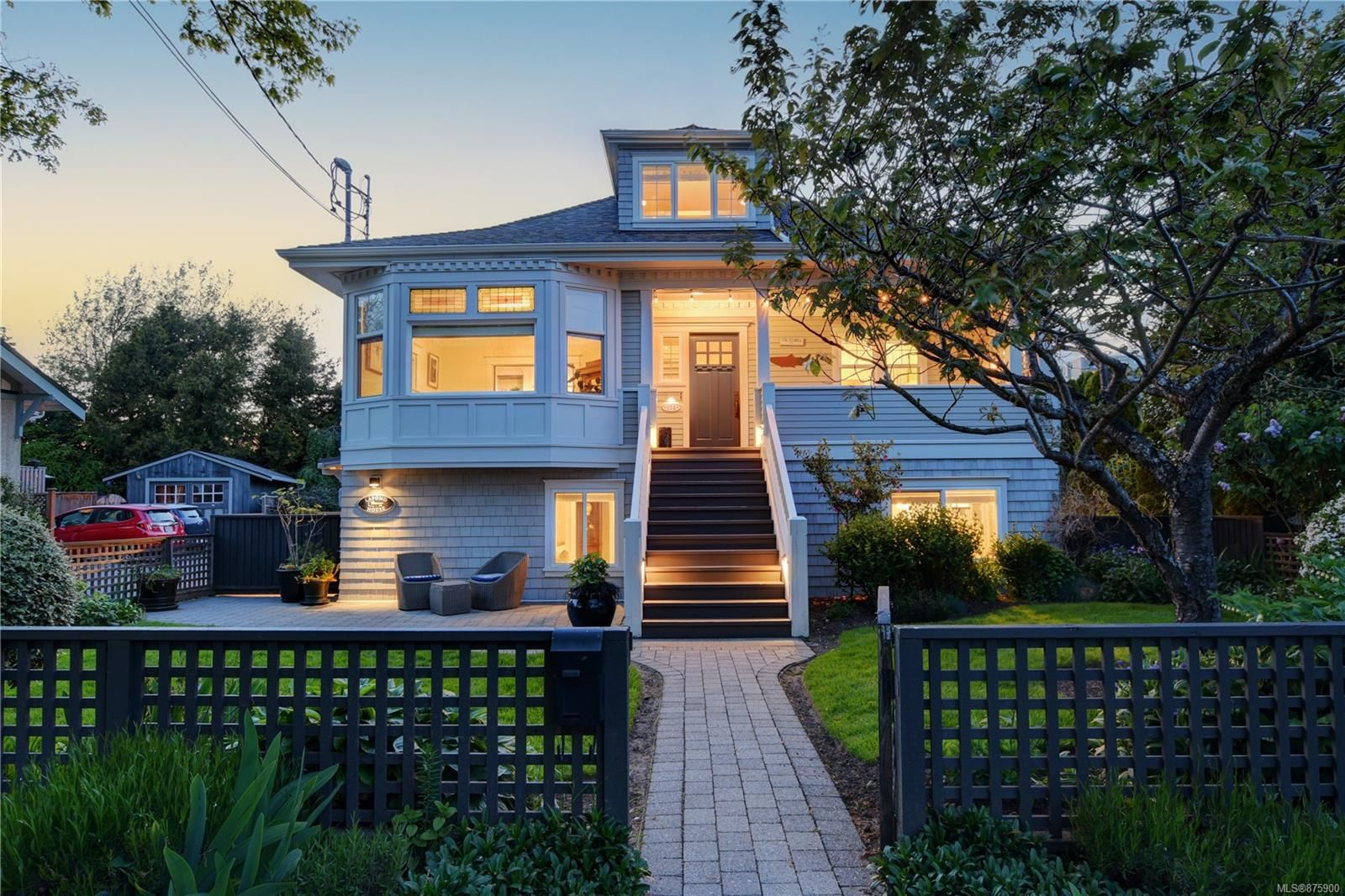 Stunning character home with full and extensive renovation.