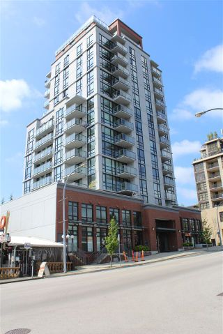 """Photo 1: 1403 258 SIXTH Street in New Westminster: Uptown NW Condo for sale in """"258 CONDOS"""" : MLS®# R2059564"""