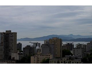 """Photo 2: 2102 1075 COMOX Street in Vancouver: West End VW Condo for sale in """"THE HERITAGE"""" (Vancouver West)  : MLS®# V1072569"""