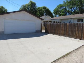 Photo 18: 66 Bank Avenue in WINNIPEG: St Vital Residential for sale (South East Winnipeg)  : MLS®# 1418247