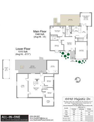 Photo 35: 4490 MAJESTIC Dr in : SE Gordon Head House for sale (Saanich East)  : MLS®# 845778