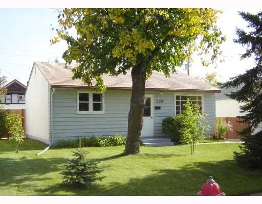 Main Photo: 525 SHELLEY Street in WINNIPEG: Westwood / Crestview Residential for sale (West Winnipeg)  : MLS®# 2818486