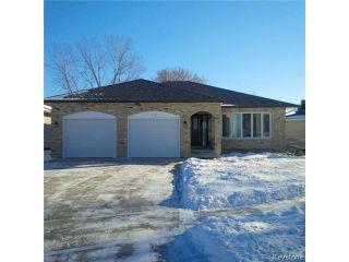 Photo 1: 54 Chornick Drive in WINNIPEG: North Kildonan Residential for sale (North East Winnipeg)  : MLS®# 1500741