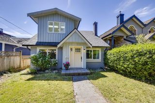 Main Photo: 1270 DUCHESS Avenue in West Vancouver: Ambleside House for sale : MLS®# R2596850