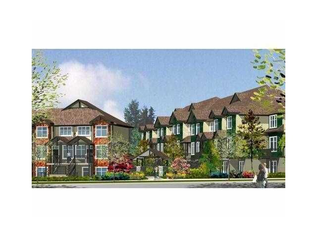"""Photo 1: Photos: 116 7333 16TH Avenue in Burnaby: Edmonds BE Townhouse for sale in """"SOUTHGATE"""" (Burnaby East)  : MLS®# V892084"""