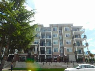 """Photo 1: 318 20686 EASTLEIGH Crescent in Langley: Langley City Condo for sale in """"THE GEORGIA WEST"""" : MLS®# R2601272"""
