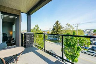 """Photo 28: 302 20630 DOUGLAS Crescent in Langley: Langley City Condo for sale in """"Blu"""" : MLS®# R2585510"""