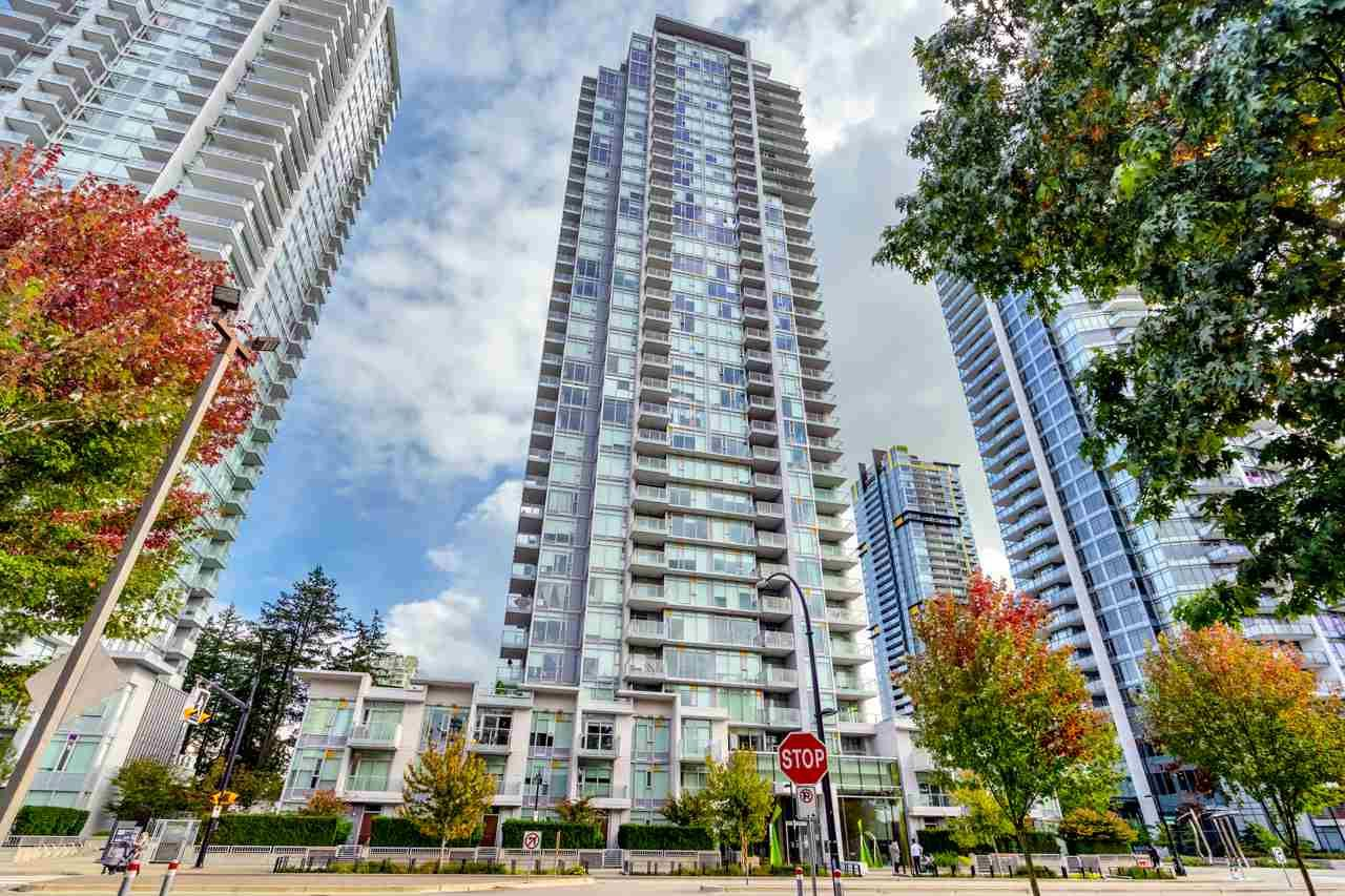 Main Photo: 311 6588 NELSON Avenue in Burnaby: Metrotown Condo for sale (Burnaby South)  : MLS®# R2538645