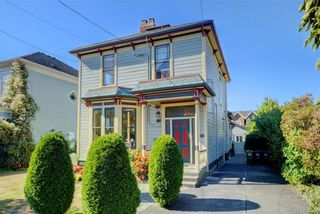 Photo 1: 116 South Turner St in : Vi James Bay Full Duplex for sale (Victoria)  : MLS®# 781889