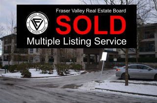 """Photo 1: 230 19528 FRASER Highway in Surrey: Cloverdale BC Condo for sale in """"Fairmont on the Boulevard"""" (Cloverdale)  : MLS®# R2129627"""